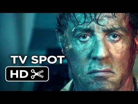 The Expendables 3 TV SPOT - New Recruits (2014) - Sylvester Stallone Movie HD