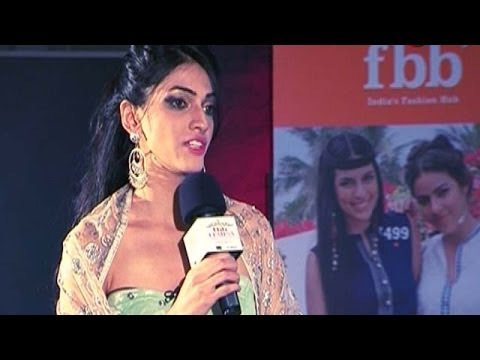 fbb Femina Main Miss India 2014 Episode 04