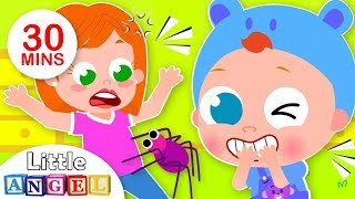 I Tricked You, 5 Little Puppies Finger Family, Itsy Bitsy + More Fun Songs for Kids by Little Angel