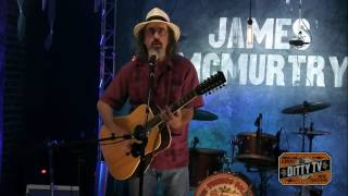 "James McMurtry performs ""How'm My Gonna Find You Now?"" on Ditty TV"
