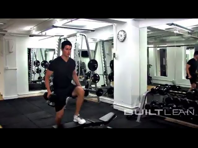 10 Minute Cardio Workout: Leg Superset