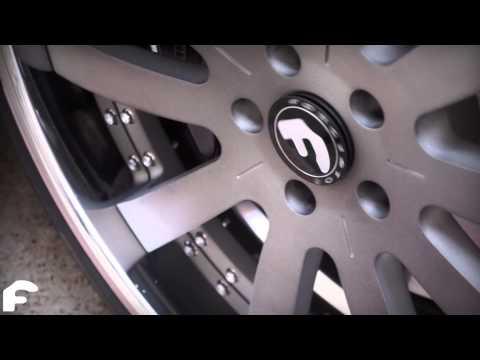 Rolls Royce Ghost on 24 inch Forgiatos