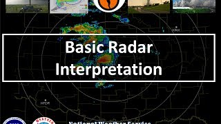 Topics in Advanced Spotter Training - Basic Radar Interpretation