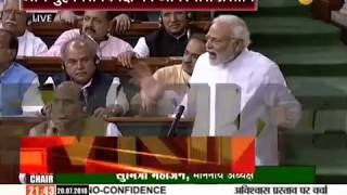 News Live: PM Modi wins no-confidence motion comfortably with 325 votes