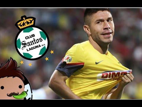 Oribe Peralta no quiere al America extraña al Santos | Salseo Futbolero
