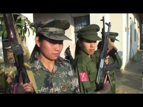 Siege of Kachin State: 2012