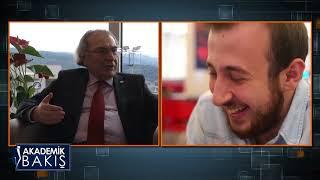 Prof. Dr. Nevzat Tarhan Merkez TV Akademik Bakış programına konuk oldu