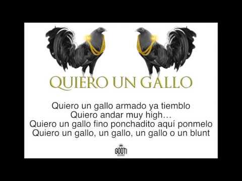 Adan Cruz - Quiero Un Gallo (Video Lirical)