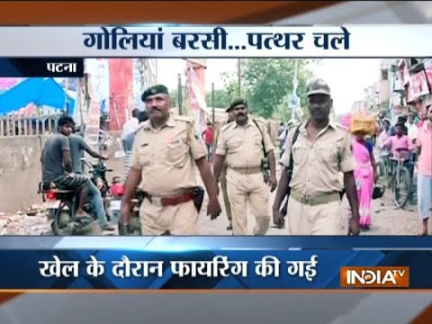 Two shot at, many injured in clash in Bihar's Masaurhi