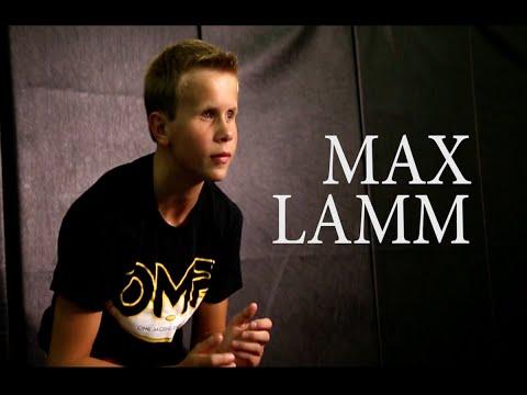 Max Lamm: 13-Year-Old Blind Wrestler