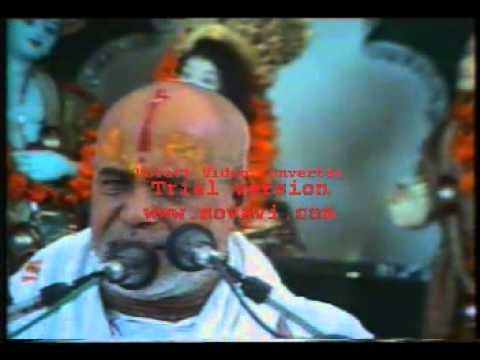 Shrimad Bhagwat Katha By Sriman Narayan Das Bhakt Mali Ji Maharaj (mama Ji) Part-11a (32 42) video