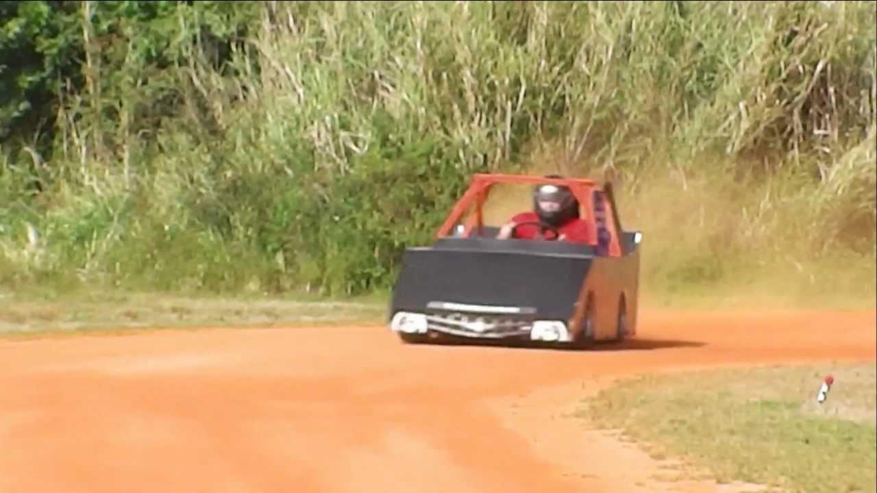 Grasscar Mini Late Model Youtube