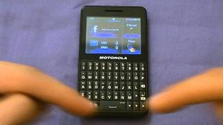 Motorola MotoKey SOCIAL - Review & Small Things (Telus)