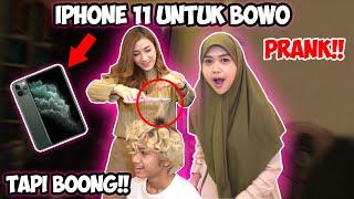 Download lagu PRANK iPhone 11 UNTUK BOWO TAPI HARUS BOTAK!! PAKSA SAMPE PASRAH🥺