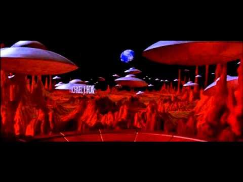 Mars Attacks Pre-Title Sequence