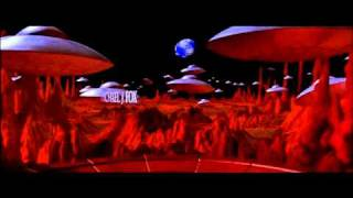 Mars Attacks Pre-Title Sequence