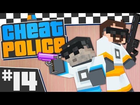 Minecraft - Skinny Dipping - Cheat Police #14 (yogscast Complete Mod Pack) video
