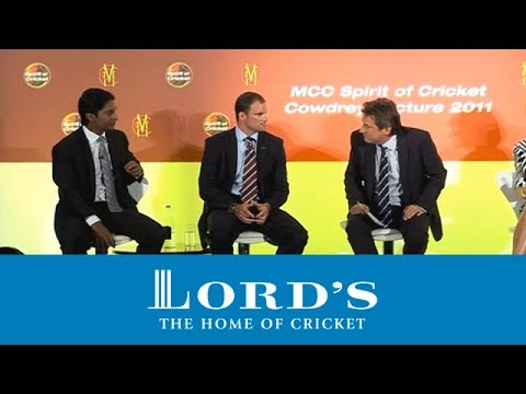 Kumar Sangakkara discusses Test cricket & the IPL - 2011 Cowdrey Lecture
