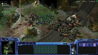StarCraft 2 Co-op Campaign: Wings of Liberty Mission 5 - The Evacuation