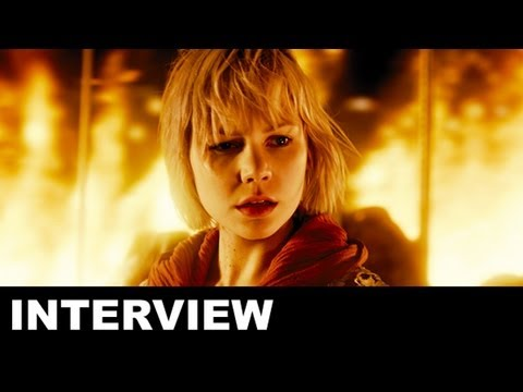 Silent Hill Revelations 3D - Adelaide Clemens Interview : Beyond The Trailer