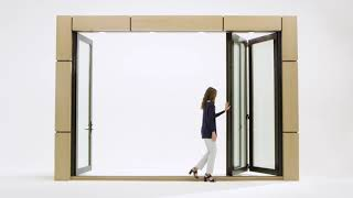 Reinvented: The Marvin Ultimate Bi-Fold Door
