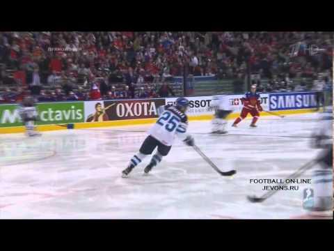 Обзор Чемпионата мира по хоккею Финляндия-Россия 2-4 (11.05.2014)