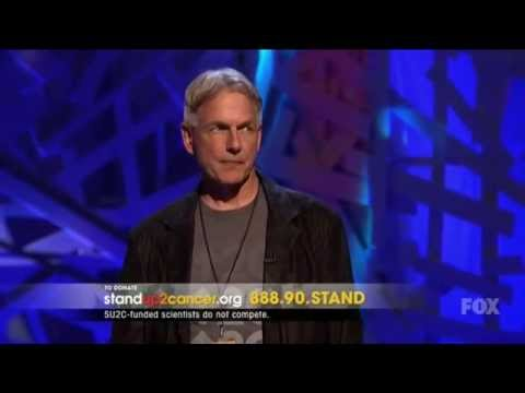 Mark Harmon:  Stand Up To Cancer 2014