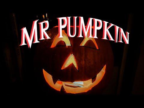 Hello its hey Mr. Pumpkin- short movie