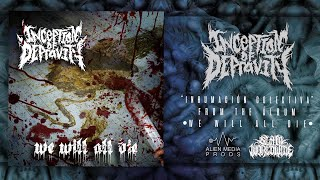 INCEPTION OF DEPRAVITY - INHUMACIÓN COLECTIVA [SINGLE] (2020) SW EXCLUSIVE