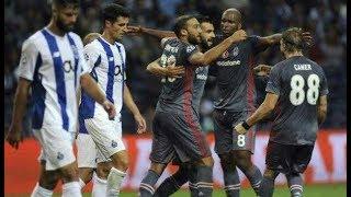 BESIKTAS vs FC Porto 1-1 UEFA Champions League 21-11-2017
