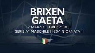 Serie A1M [20^]: Brixen - Gaeta 36-25
