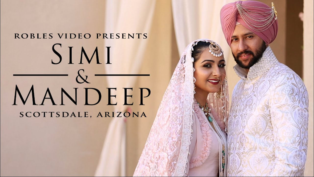 Mandeep and jasmine wedding