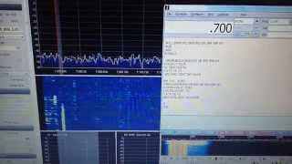RTL-SDR and FLDigi decoding RTTY