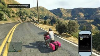 GTA 5: how to get a girlfriend and marry online (parody)