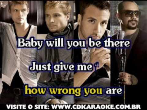 Backstreet Boys, The   Set Adrift On Memory Bliss