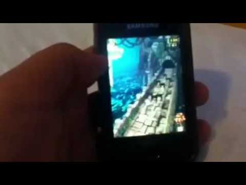 Temple Run For Galaxy Y (GT-S5360)