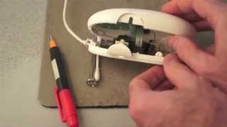 Repair Apple Magic Mighty Mouse Scroll ball
