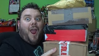 TOY HAUL - Marvel Legends SP//DR Wave, Fan Mail Blu Ray & More!!