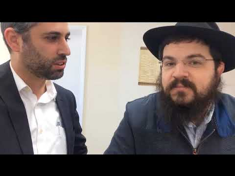 Benny Friedman talks about Ari Goldwag's new album