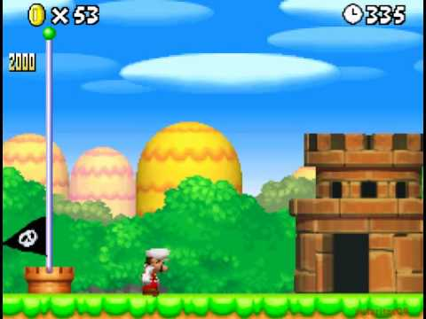 Walkthroughs and guides for New Super Mario Bros