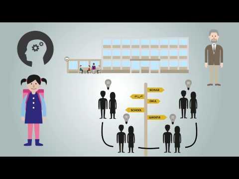 Animationsvideo über die Vodafone Stiftung Deutschland (EN)
