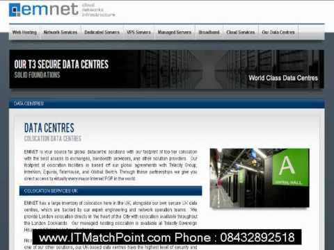 Belfast COLOCATION services uk