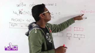 05. Hybridization of Complex Compound | জটিল যৌগের সংকরায়ন | OnnoRokom Pathshala