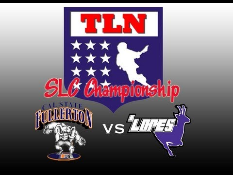 SLC DII Championship: #14 CSU Fullerton v. #8 Grand Canyon University
