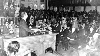 سخنان زنده یاد دکتر شاپور بختیار در مجلس شورای ملی درباره ژاندارم بودن ایران در خلیج فارس