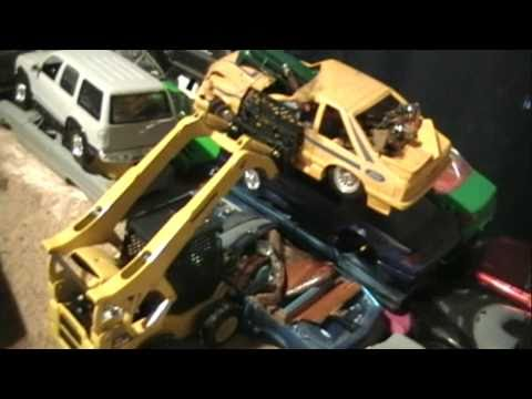 STONEYS MODEL CAR JUNKYARD KIT UPDATE