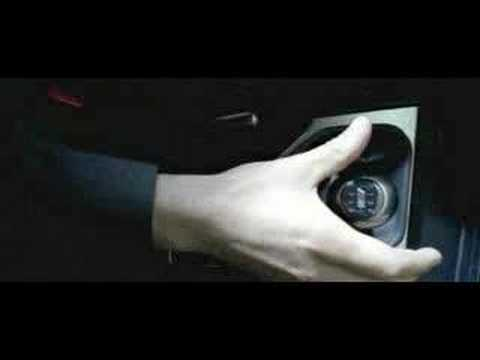 BMW M5 with Madonna Video