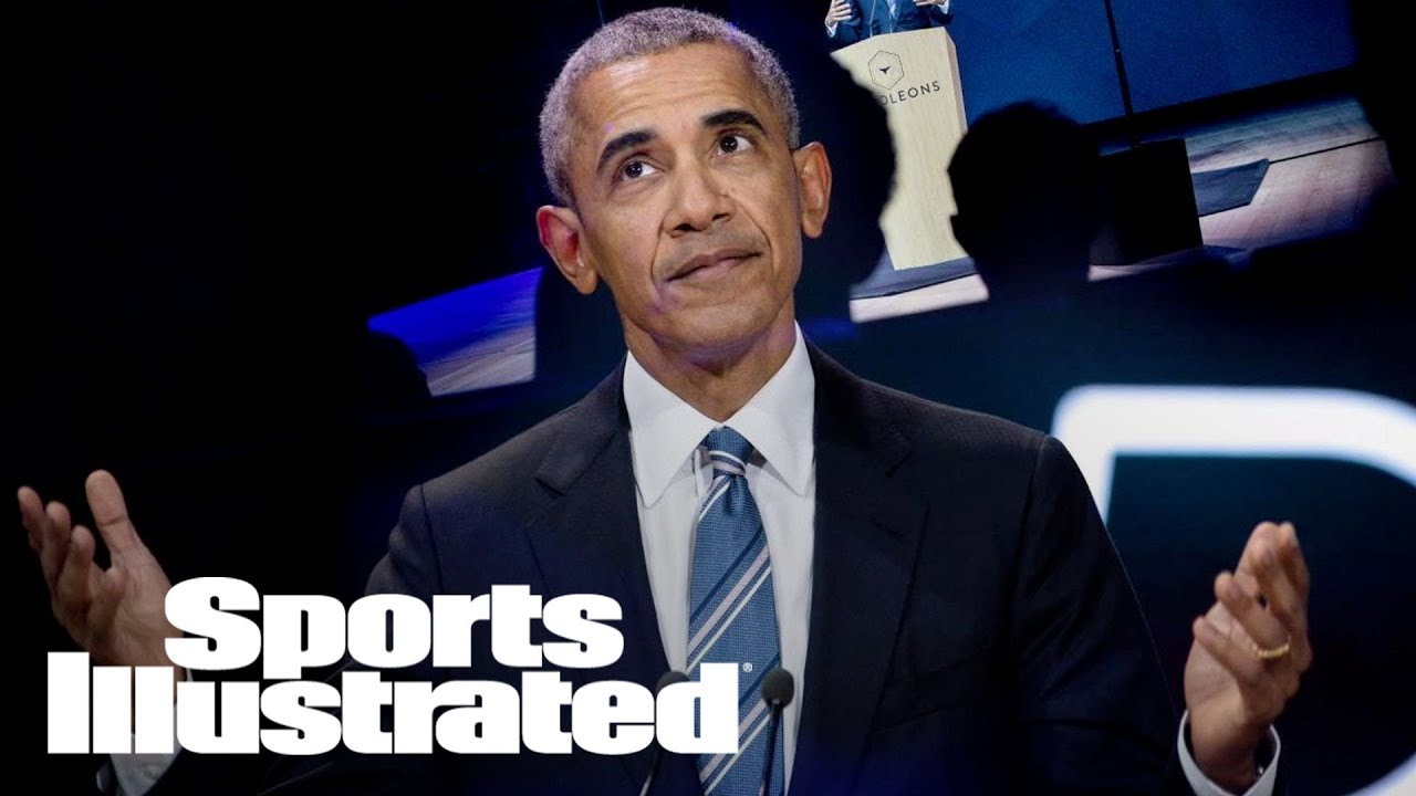 Barack Obama Reveals His Final Four Selections In 2018 NCAA Bracket | SI Wire | Sports Illustrated
