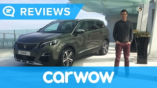 Peugeot 5008 SUV 2017 review | Mat Watson Reviews