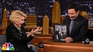 [Joan Rivers Returns to The Tonight Show] Video